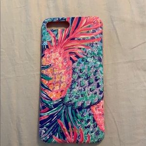 Lilly Pulitzer iPhone 8+ case